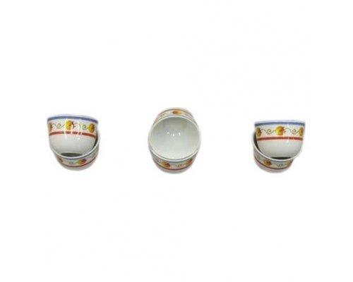 Набор чашек арабских Leander Восточная коллекция на 6 персон 0,1 л