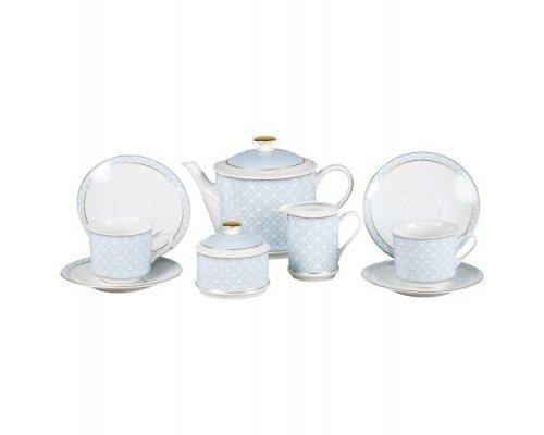"Сервиз чайный Leander ""Сабина 243B"" на 6 персон 15 предметов"