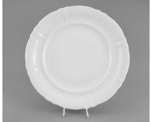 """Блюдо круглое мелкое Leander """"Соната 0000"""" 32 см"""