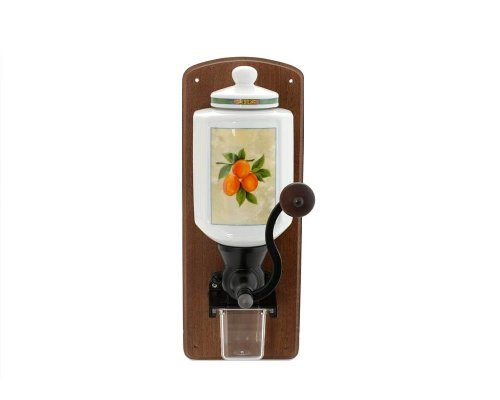 "Мельница для кофе настенная Leander Мэри-Энн ""Фруктовый сад"""