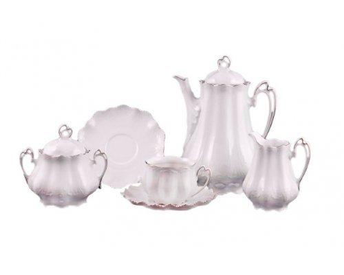 """Сервиз чайный Leander """"Виктория"""" на 6 персон 15 предметов"""