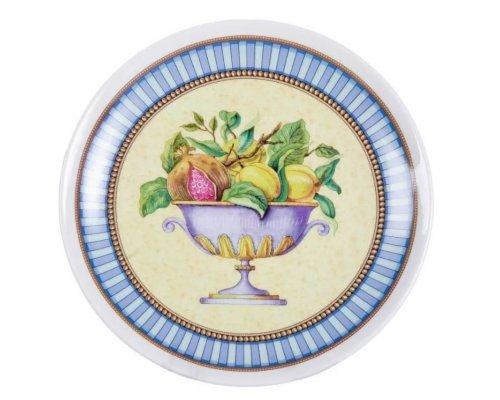 Тарелка настенная 21 см, Фруктовая ваза 02110141-A902