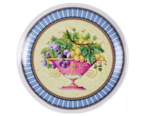 Тарелка настенная 21 см, Фруктовая ваза 02110141-B902