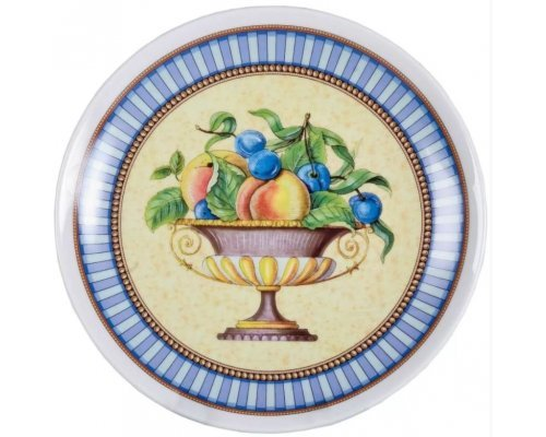 Тарелка настенная 21 см, Фруктовая ваза 02110141-C902