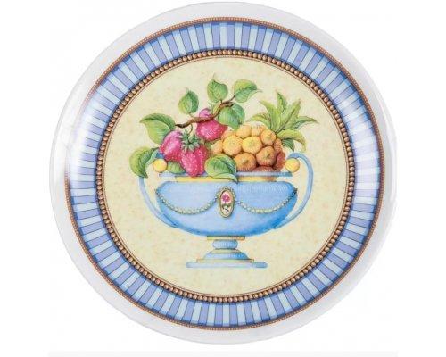 Тарелка настенная 21 см, Фруктовая ваза 02110141-D902
