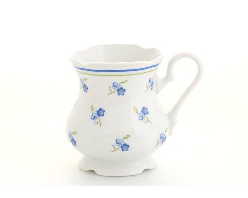 "Кружка Leander Мэри-Энн ""Синие цветы"" 0,25л"