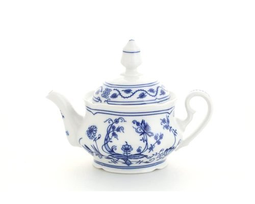 """Чайник заварочный Leander Мэри-Энн """"Луковый рисунок"""" 0,35 л"""