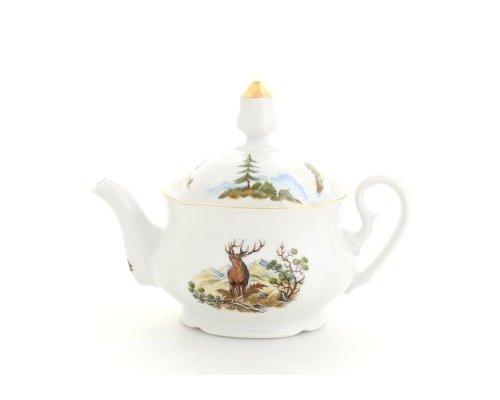 """Чайник заварочный Leander Мэри-энн """"Охота"""" 0,35 л"""