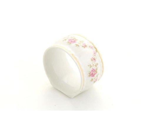 """Кольцо для салфеток большое Leander Соната """"Мелкие цветы"""""""