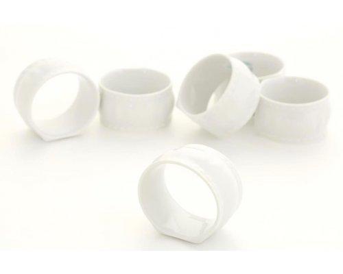 """Набор колец для салфеток Leander """"Соната 0000"""" 6 предметов"""