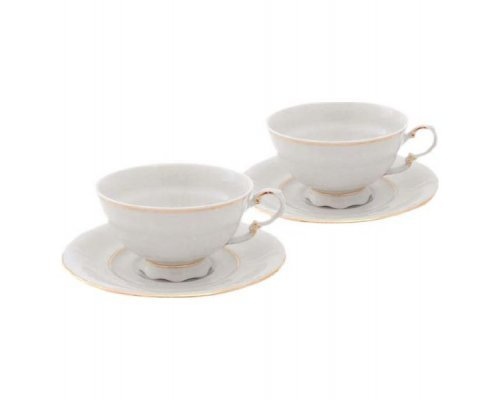 """Набор из двух чайных пар Leander """"Соната 1139"""" 0.20 л"""