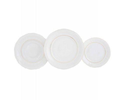 "Набор тарелок Leander ""Соната 1139"" на 6 персон 18 предметов (19+23+25см)"