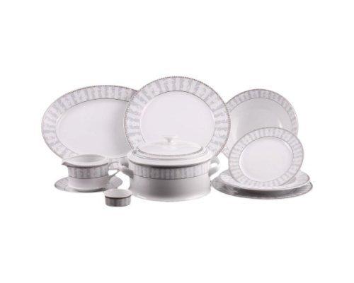 "Чайно-столовый сервиз Leander ""Сабина 1013"" на 6 персон 40 предметов"