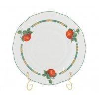 """Набор тарелок мелких Leander Мэри-Энн """"Фруктовый сад"""" 6 персон 25см"""