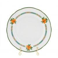 """Набор тарелок мелких Leander Мэри-Энн """"Фруктовый сад"""" 6 персон 19см"""