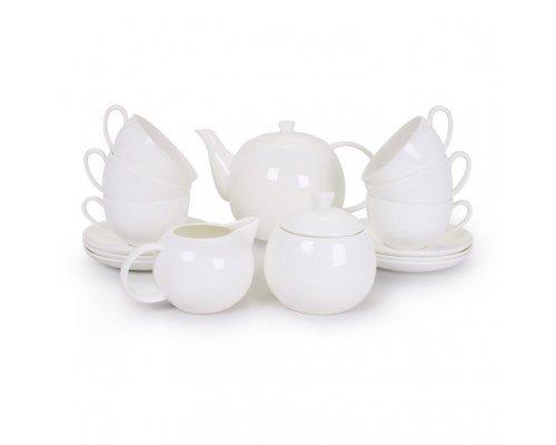 Чайный сервиз Мирас 6 персон 15 предметов