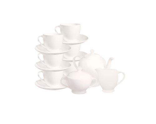 Чайный сервиз Классика на 6 перcон 15 предметов