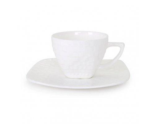 Кофейная пара Квадратики Акку 170 мл