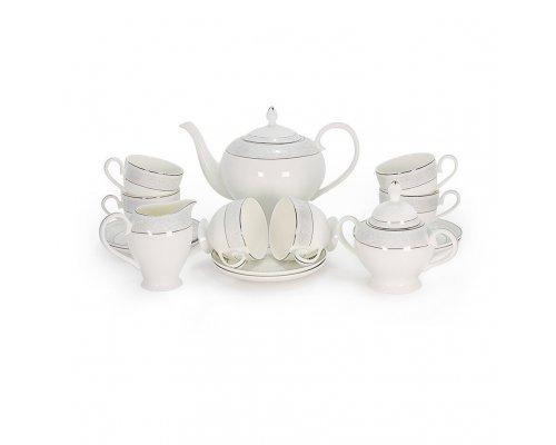 Чайный сервиз Адажио на 6 персон 15 предметов