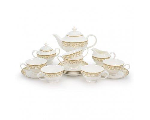 Чайный сервиз Луиза на 6 персон 15 предметов