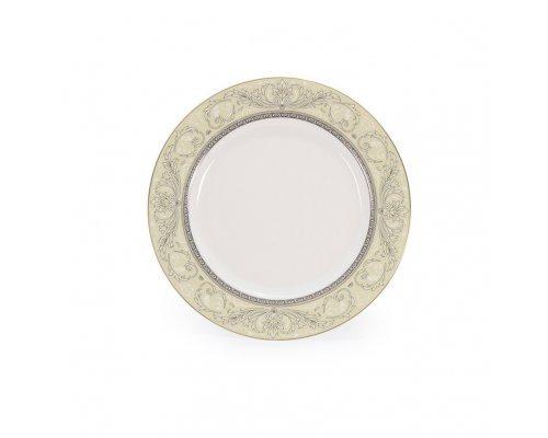 Тарелка круглая 21см Людовик