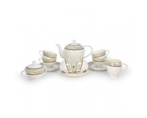 Чайный сервиз Людовик на 6 персон 15 предметов