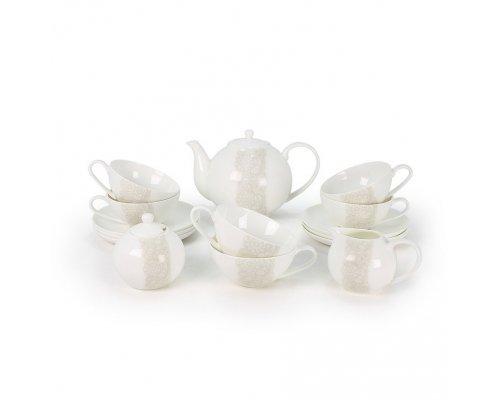 Чайный сервиз София на 6 персон 15 предметов