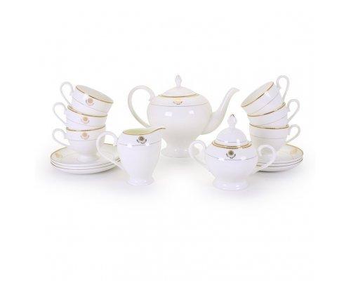Чайный сервиз Казахстан на 6 персон 15 предметов