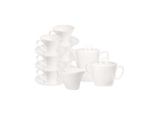 Чайный сервиз Конус на 6 персон 15 предметов