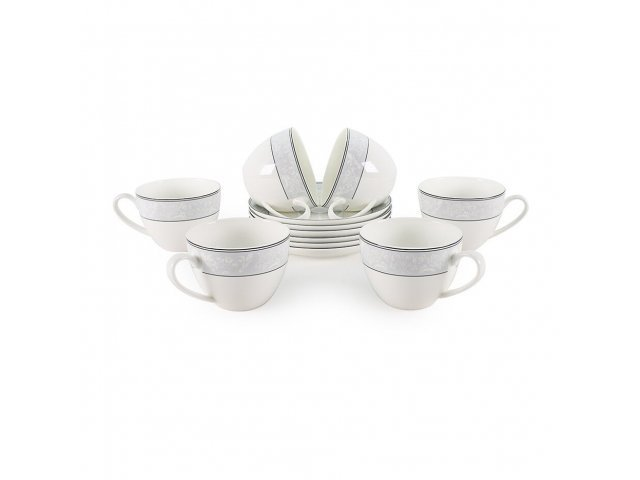 Набор чайных пар Генрих на 6 персон 12 предметов