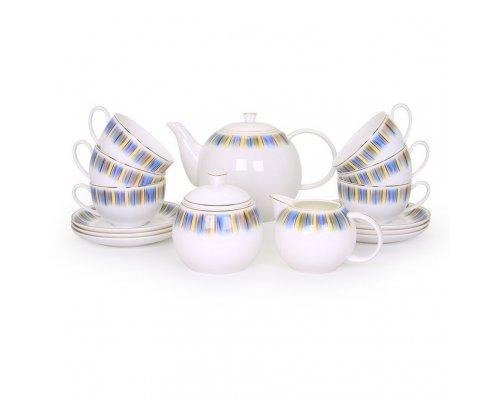 Чайный сервиз Айлин на 6 персон 15 предметов