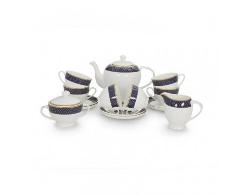 Чайный сервиз Аружан на 6 персон 15 предметов