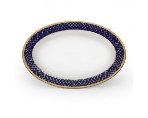 Блюдо овальное Аружан 31,5*22,5 см