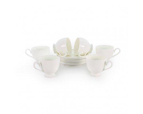 Набор чайных пар Амалия на 6 персон