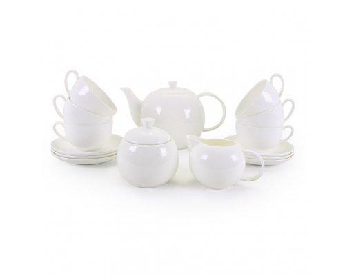 Чайный сервиз Милена 6 персон 15 предметов