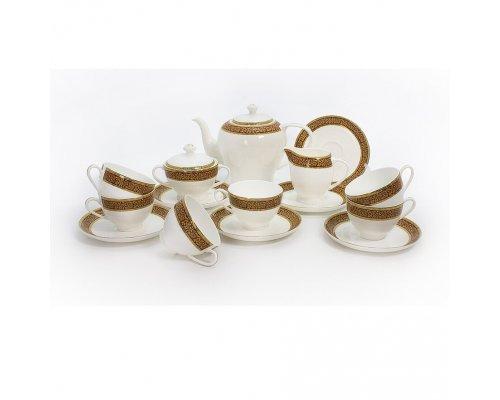 Чайный сервиз Триумф на 6 персон 15 предметов