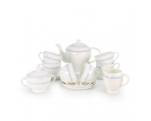 Чайный сервиз Кларисса на 6 персон 15 предметов