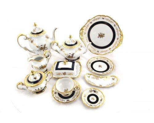 """Сервиз чайный 210мл. на 6 персон 30 предметов Weimar Porzellan """"Анна Амалия"""""""