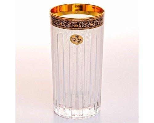 """Набор стаканов 6шт. 440мл Astra Gold """"Таймлесс Лилит"""""""