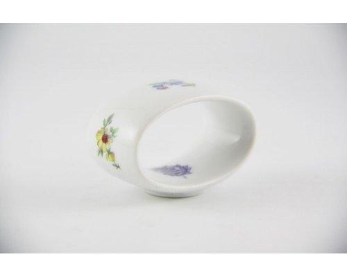"Кольцо для салфеток 6см. Weimar Porzellan ""Мейсенский цветок"""