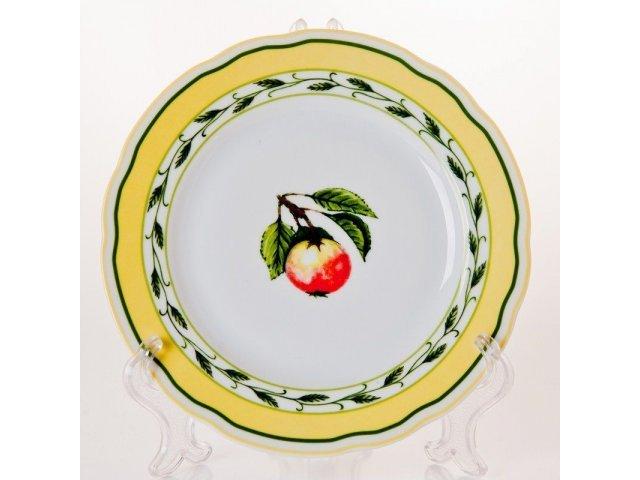 "Набор тарелок 17см. 6шт Thun ""Роза 30200"""