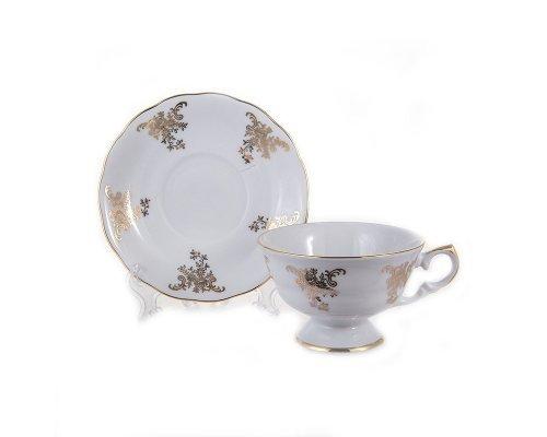 Набор для чая 200мл. Аляска 2027 Epiag на 6 персон 12 предметов