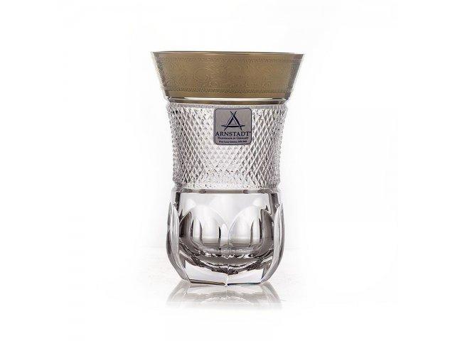 Набор чайный армуды Арнштадт Бибиголд 150 мл 6 штук