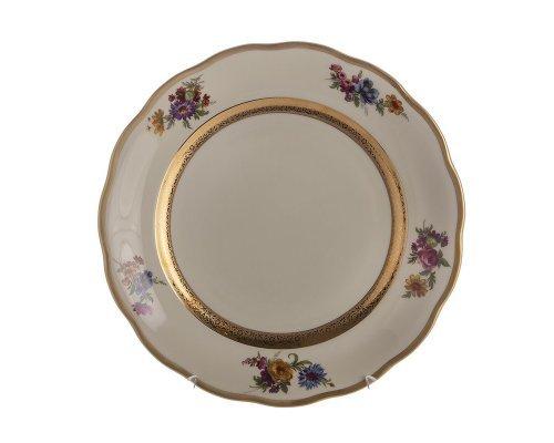 Набор тарелок 26см Аляска 2714 слоновая кость Epiag 6шт.