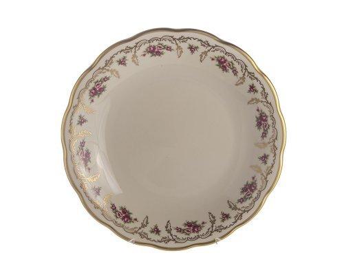 Блюдо круглое 32см. Epiag Слоновая кость Аляска 2736