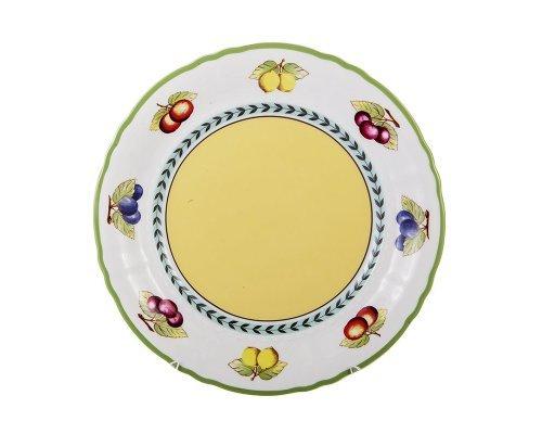 Набор тарелок 25см Leander Соната 2703 Фрукты 6 штук