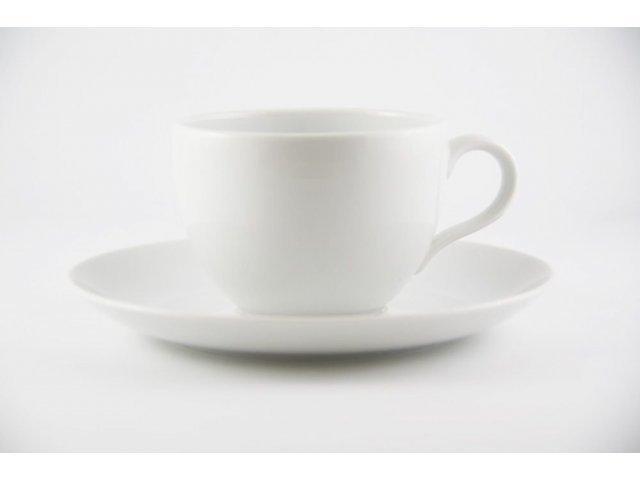 "Чашка с блюдцем (190мл+15см) Thun ""Вариоус Дан"""