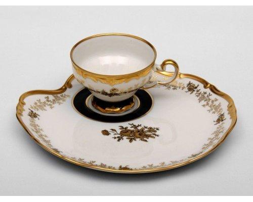 """Набор чайный Эгоист 210мл. на 1персону 2 предмета Weimar Porzellan """"Анна Амалия"""""""