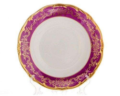"Набор тарелок 24см. 6шт. Weimar Porzellan ""Ювел Калорс"""