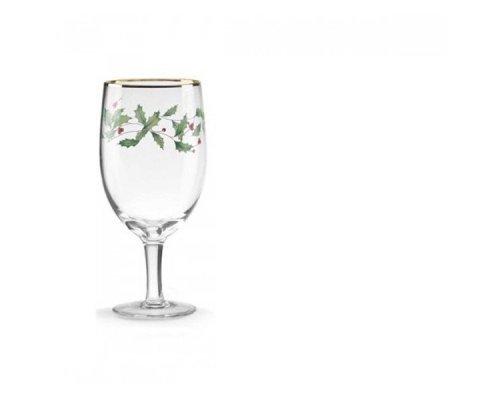 """Бокал для вина 340мл Lenox """"Новогодние праздники"""""""